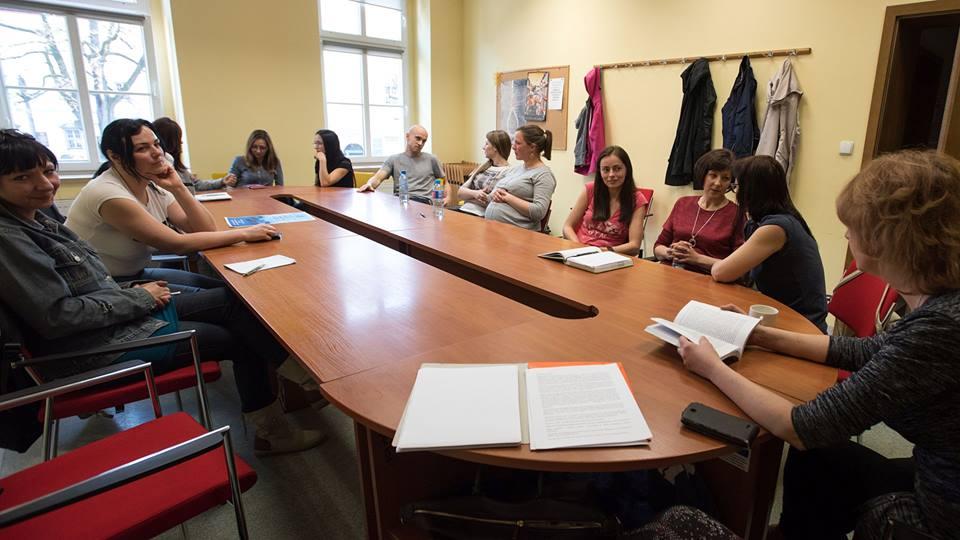 Grupa VI 2017 - Szkoła dla Rodziców i Wychowawców