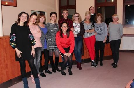 Świdnicka Szkoła dla Rodziców i Wychowawców - Grupa IX 2019
