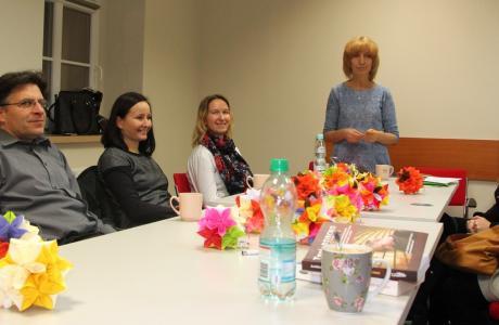 Szkoła dla Rodziców i Wychowawców - szkolenie rady pedagogicznej