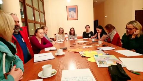 Świdnicka Szkoła dla Rodziców i Wychowawców - Grupa II 2020